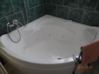 Baignoire Balnéo suite familiale