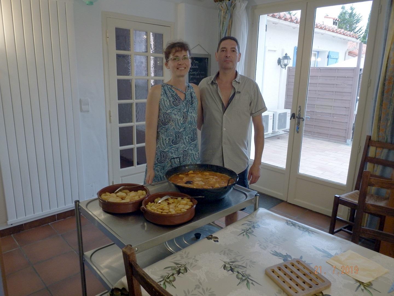 Nathalie et Vincent