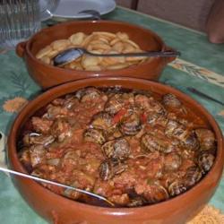Escargots à la catalane